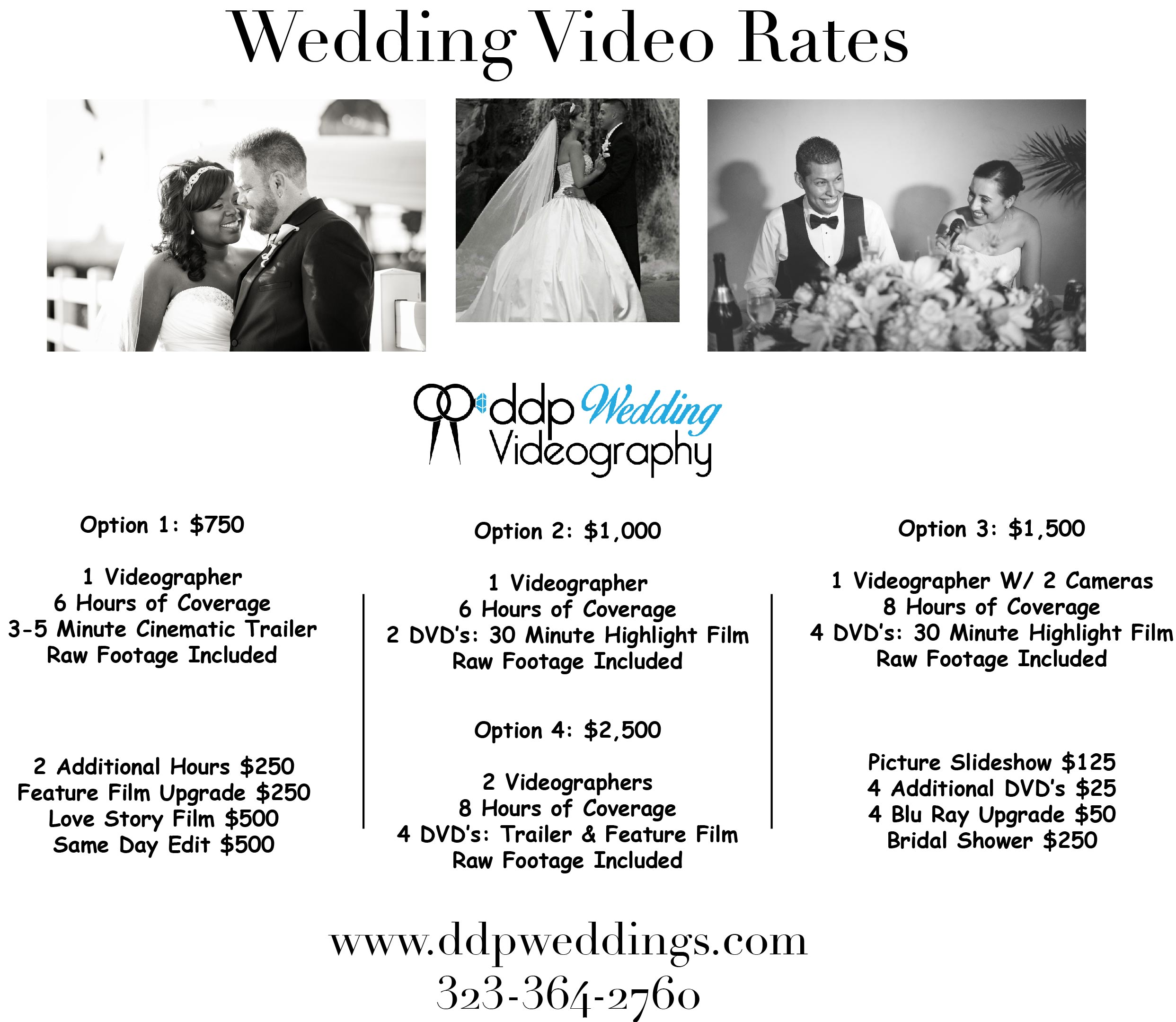 Average Wedding Videographer Cost Tbrb Info