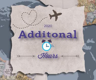Additional Hours Destination